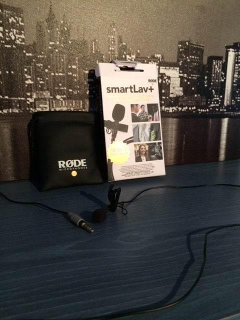 Micro Rode SmartLav+
